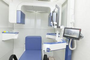 CT検査が埋入手術の安全性を高めます