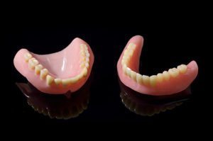 レジン床入れ歯
